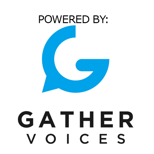 Powered by Gather Voices